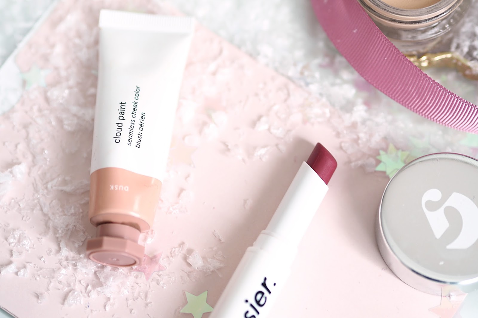 Glossier Cloud paint dusk