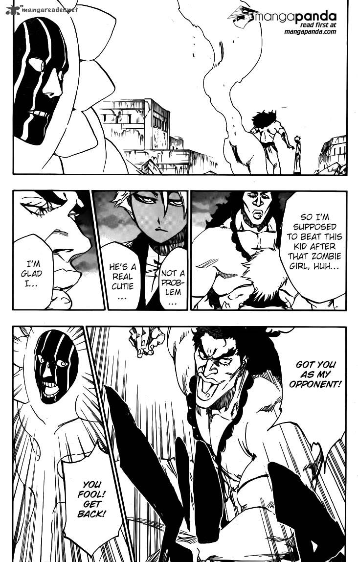 Bleach Ch 592: Marching Out The Zombies 003
