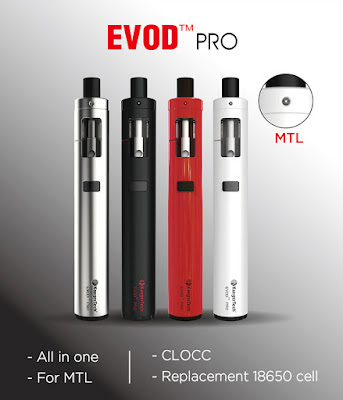 The Switch Of Kanger EVOD Pro Kit !
