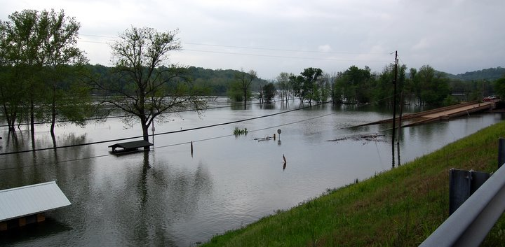 busplunge Flooding in the Seventh District prompted US