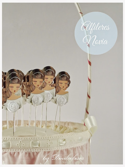 Alfileres boda