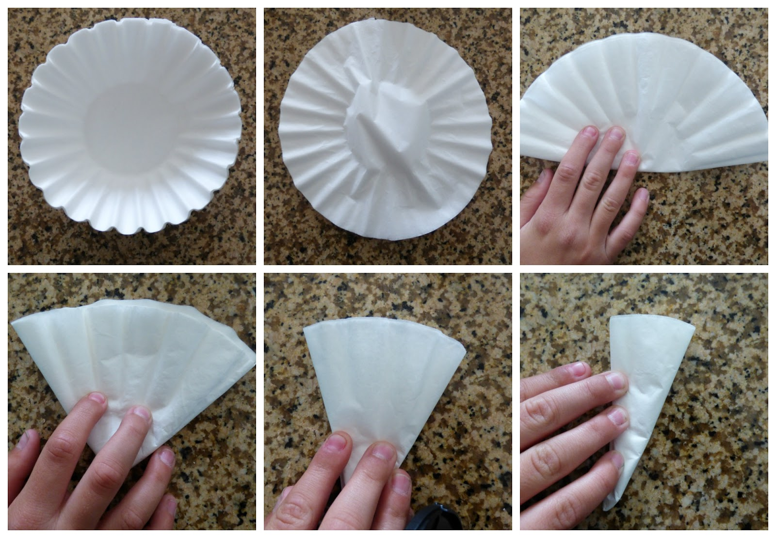 Simply Wright Easy Diy Coffee Filter Flowers