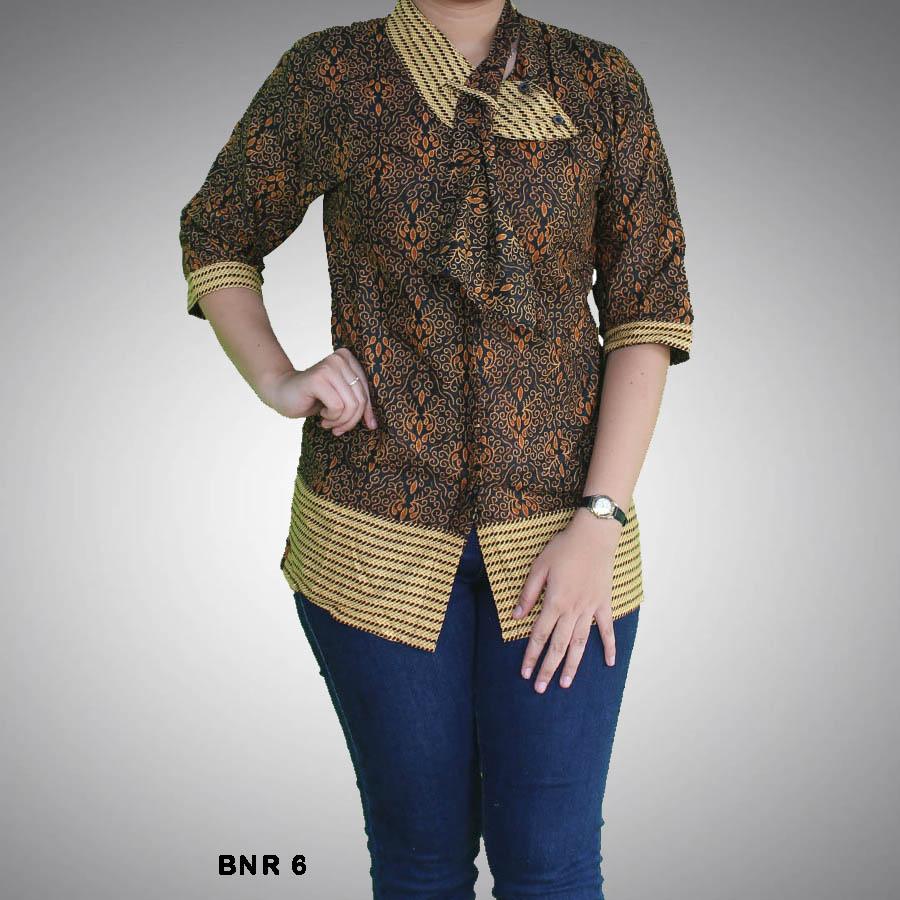 Itu cuma contoh beberapa model baju batik wanita modern 48753977b5