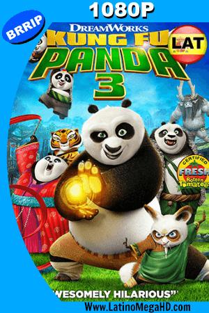 Kung Fu Panda 3 (2016) Latino HD 1080P ()