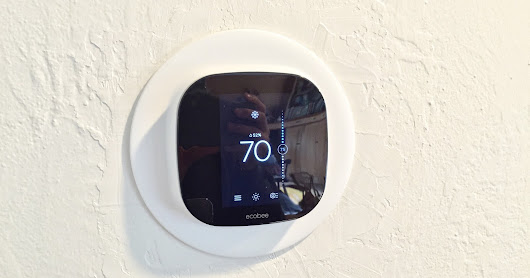 Outside the Rat Race: Smart Home Adventures: The Honeywell Lyric & Ecobee3 Thermostats