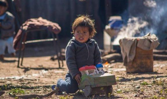 Paraguay: 40 % de la población infantil vive en pobreza