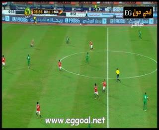 ملخص واهداف و نتيجة مباراة مصر ونيجيريا الثلاثاء 29-3-2016 تصفيات امم افريقيا,