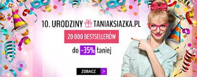 10 urodziny Tania Książka