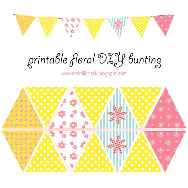 Yellow And Pink Baby Shower Decor
