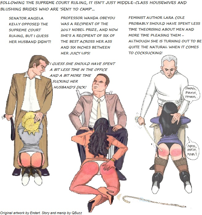 Husbands Spanking Wives