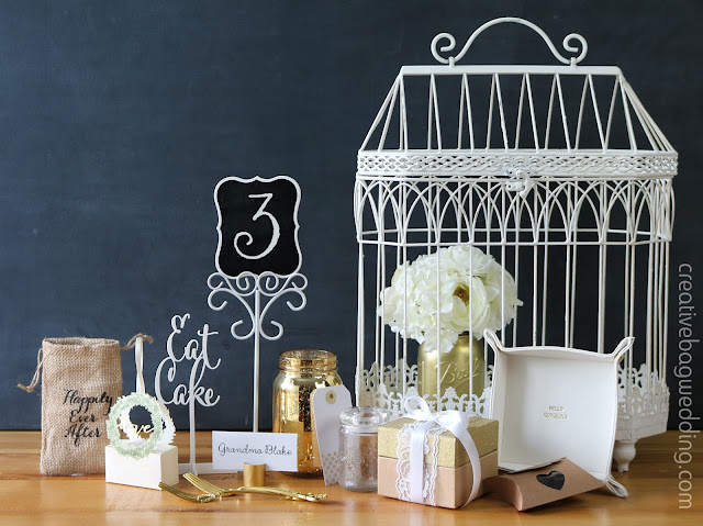 wedding decor supplies | Creative Bag