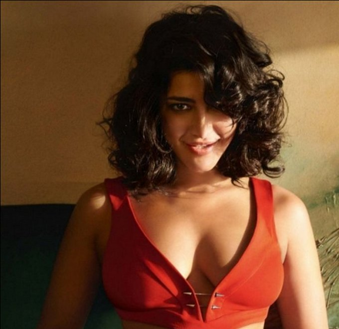 Shruti Haasan touches a New High!