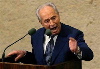 Ada yang Percaya Shimon Peres Jadi Duta Perdamaian? Lihat Nih Dosa-Dosanya terhadap Bangsa Palestina