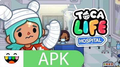 Toca Life: Hospital Mod Apk + Data Download