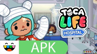 Toca Life: Hospital Mod Apk + Data Download