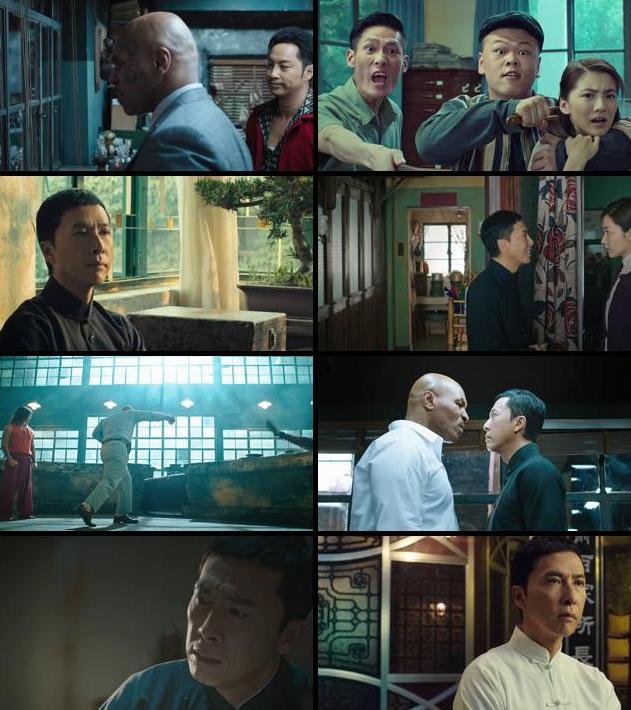 Ip Man 3 2015 Chinese 720p BRRip 900MB ESubs