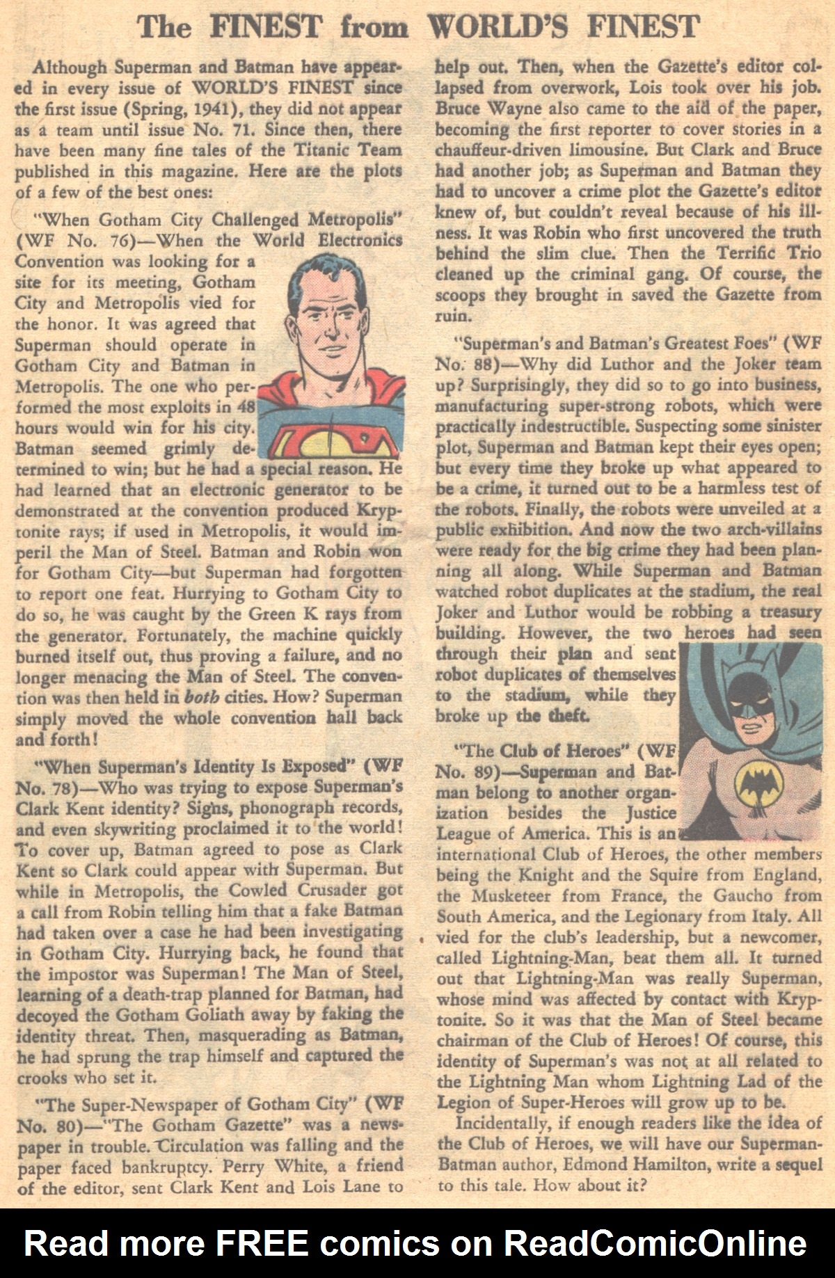 Read online World's Finest Comics comic -  Issue #147 - 24