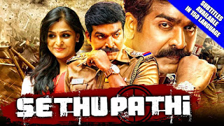 "Sethupathi (2018) ""Hindi Dubbed"" ""Full Movie"""