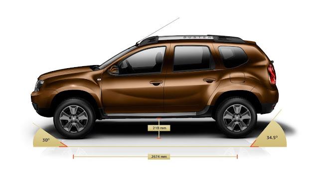 Automóveis DUSTER Agora com câmbio automático CVT X- TRONIC