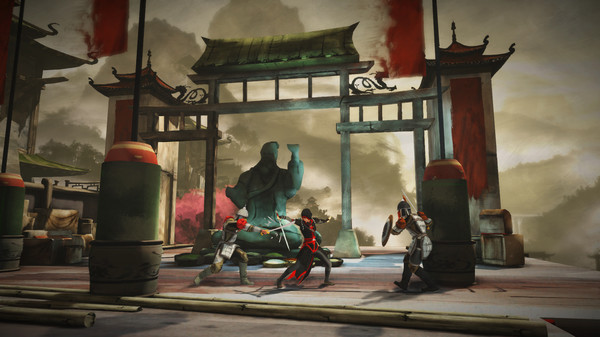 Assassins Creed Chronicles China Torrent