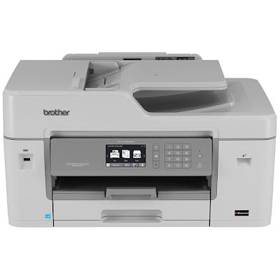 one inkjet office solution produces high Brother MFC-J6535DW Driver Downloads