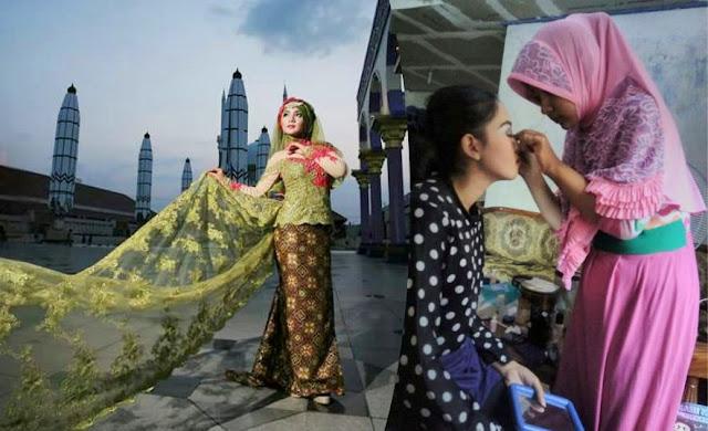 Tips Kuliah Sambil Bisnis Make Up Artist Wardrobe ala Andriani Ayu