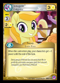 My Little Pony Jonagold, Delightful Seaquestria and Beyond CCG Card