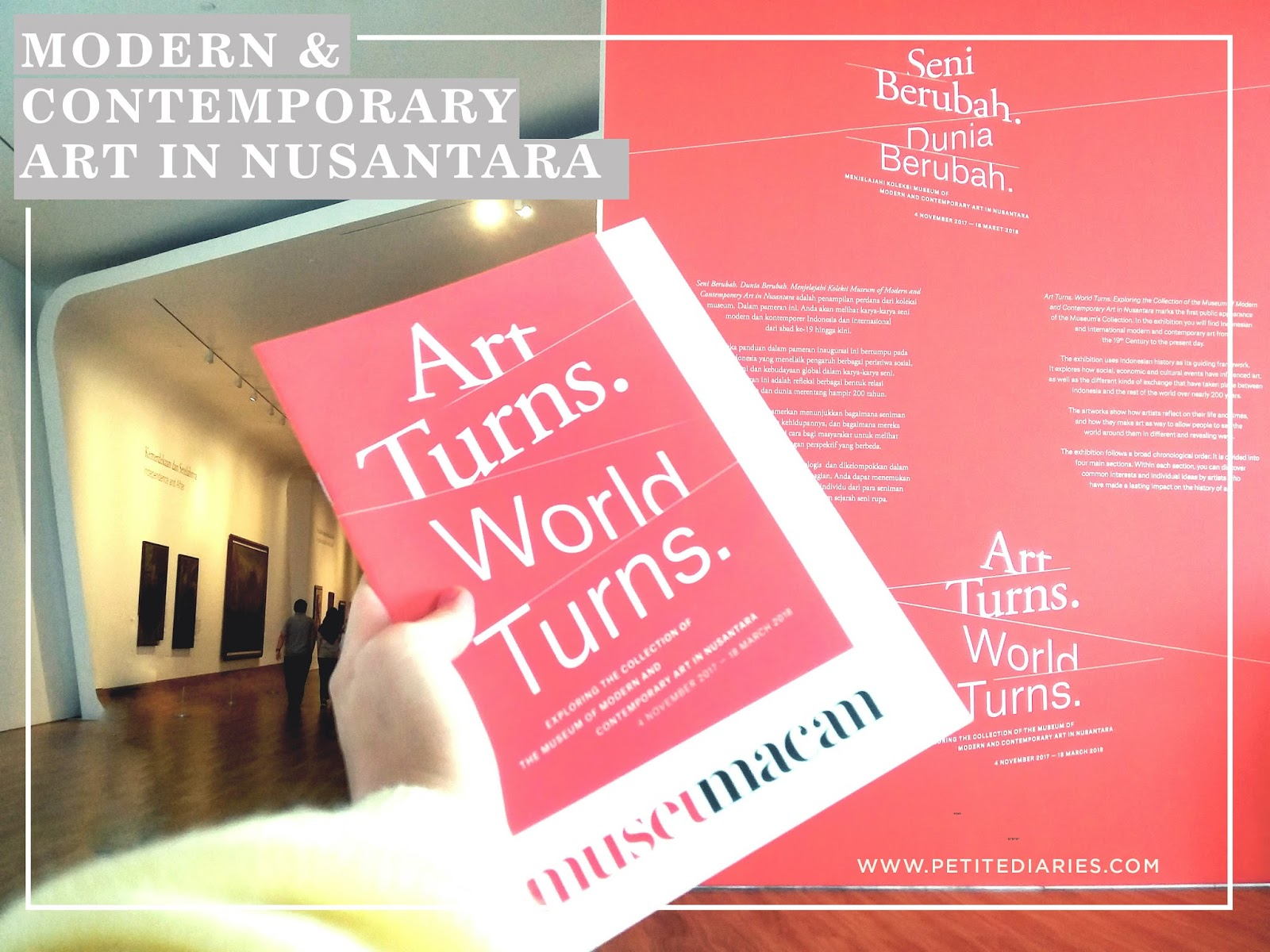 museum of modern contemporary art in nusantara review