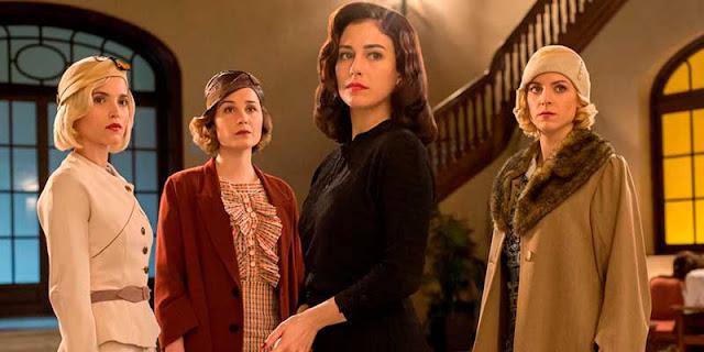 Tráiler de la 3ª temporada de 'Las Chicas del Cable'
