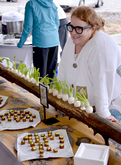 Afternoon in the Country | LDEI-Atlanta | Chef Anne Quatrano | Photo: Travis S. Taylor