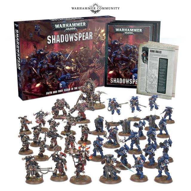 Warhammer 40,000 Shadowspear