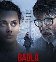 Sinopsis pemain genre Film Badla (2019)