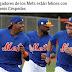 Los Mets están encantados con Yoenis Céspedes