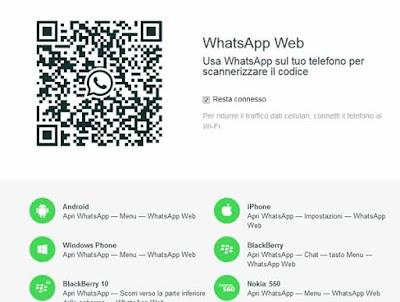 Come usare WhatsApp Web dal tuo computer