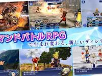 Dissidia Final Fantasy Opera Omnia MOD v1.1.0 Apk Android Terbaru