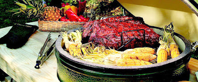 Big Green Egg Cooking Tips ~ Kavin Austin Blake