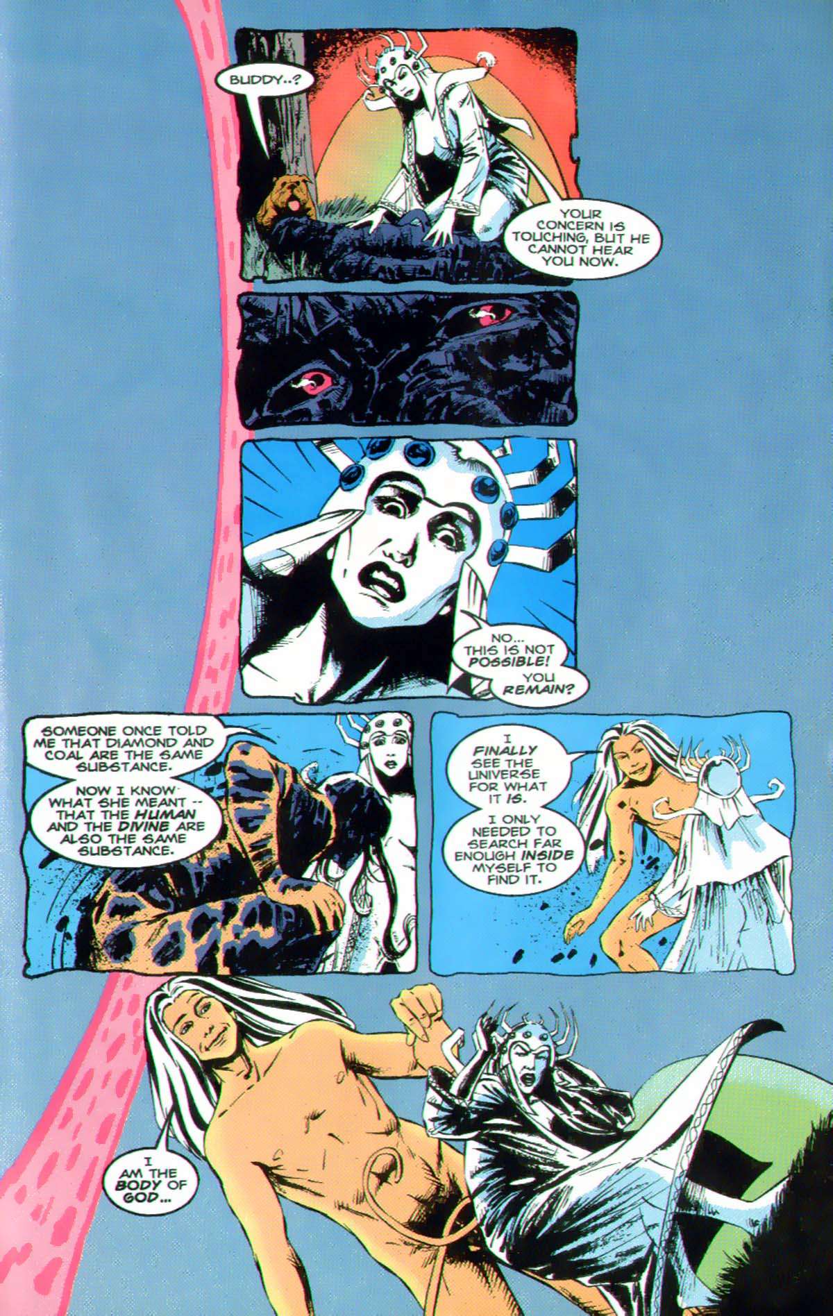 Read online Animal Man (1988) comic -  Issue #89 - 12