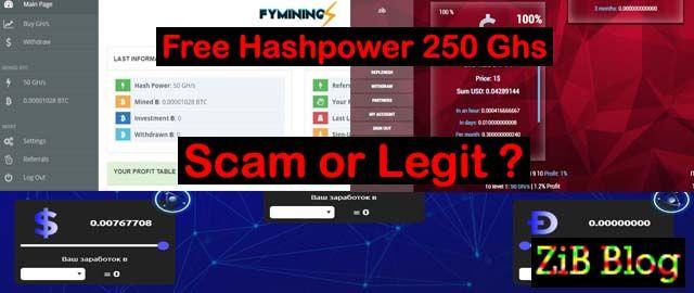 scam or legit