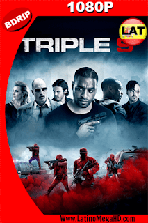 Triple 9 (2016) Latino HD BDRIP 1080P - 2016