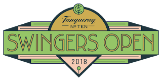 The Swingers Open Crazy Golf tournament 2018