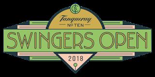 The Swingers Open Crazy Golf tournament 2018