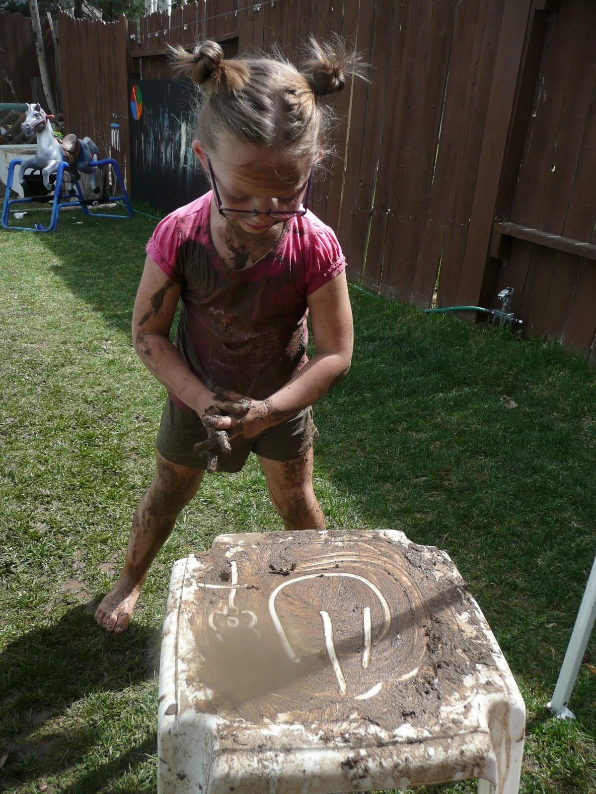 Little Adventures Preschool Mud And Worms