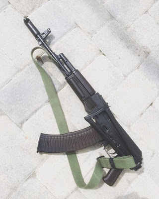 Bulgarian-AK74