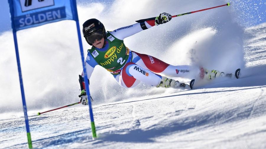 Ski Alpin Sölden