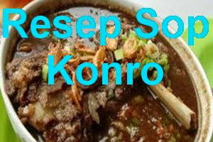Resep Sop Konro Makasar