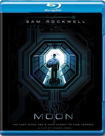 Moon (2009) Dual Audio Hindi 720p BluRay 950MB ESubs