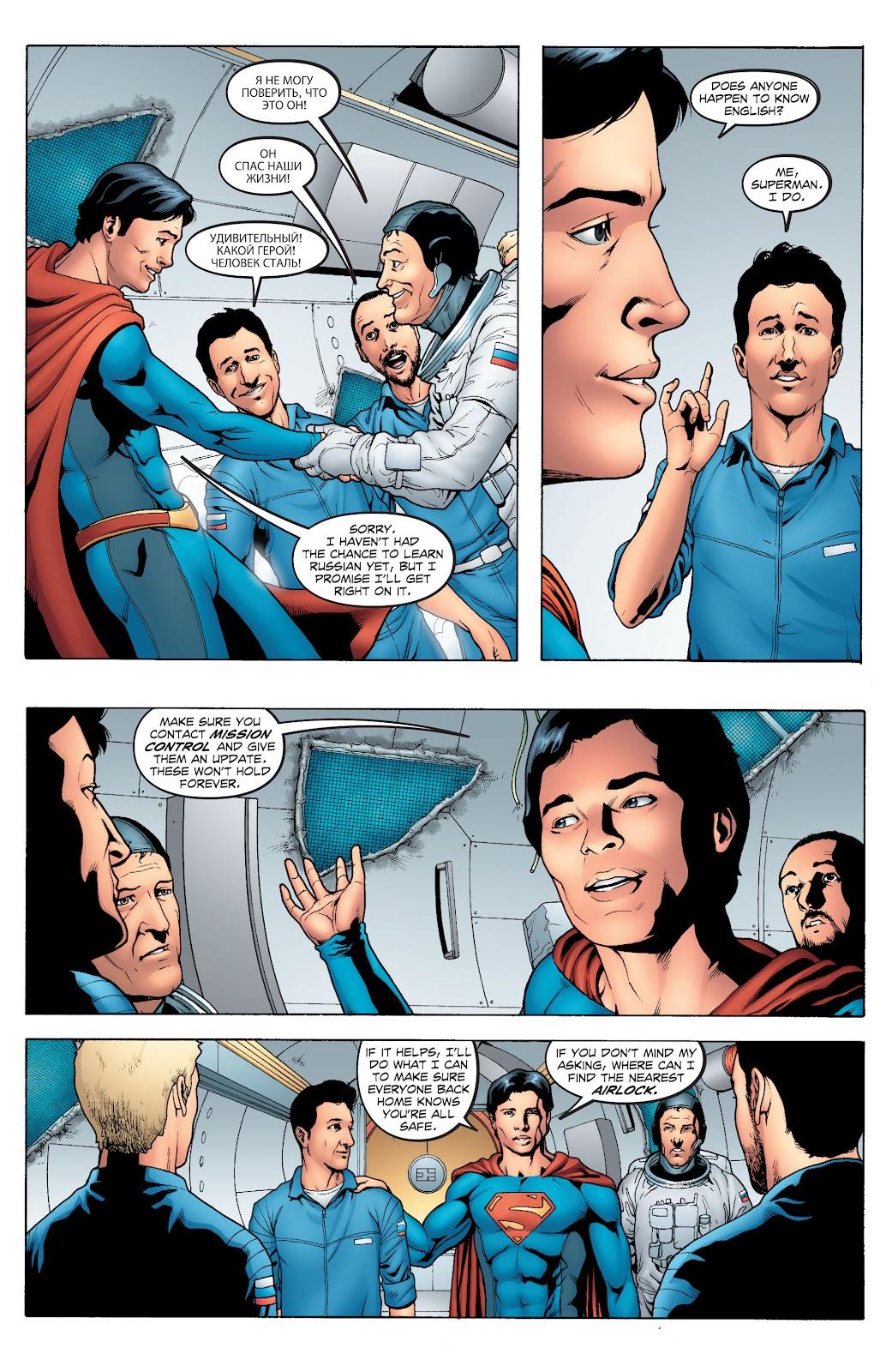 Read online Smallville Season 11 [II] comic -  Issue # TPB 1 - 14