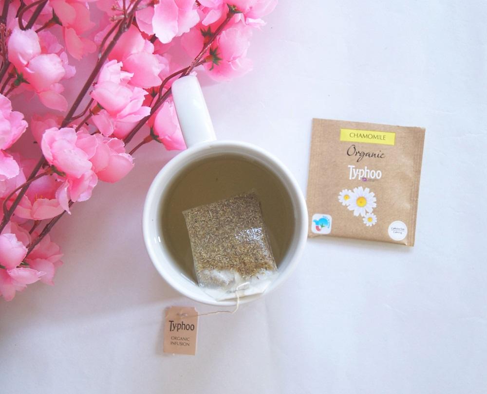 Typhoo chamomile tea