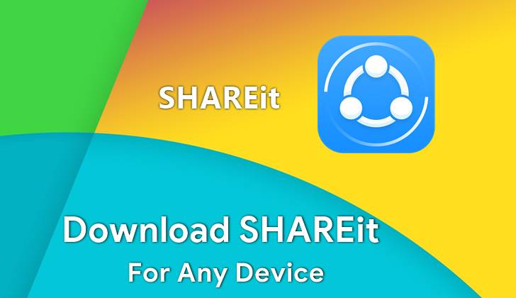 SHAREit download for any devices