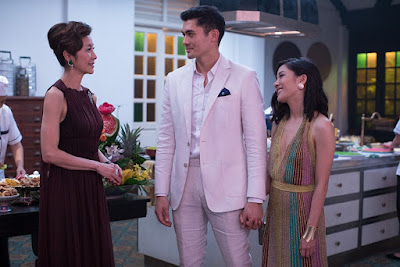 michelle yeoh henry golding constance wu crazy rich asians movie 2018